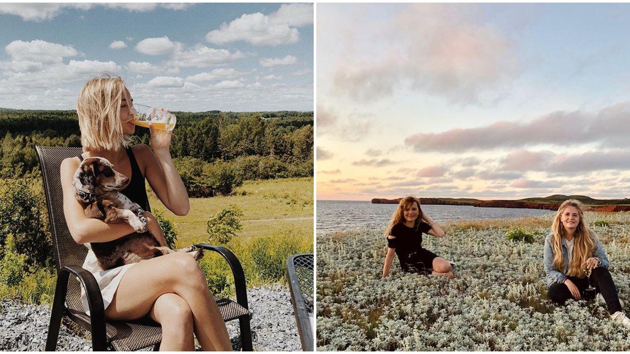 Voici les « spots » magnifiques au Québec qui font fureur lors des vacances des vedettes