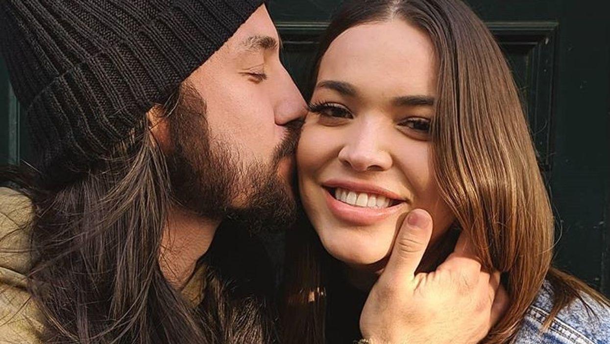 Khate Lessard d'Occupation Double donne tous les détails sur ses fiançailles