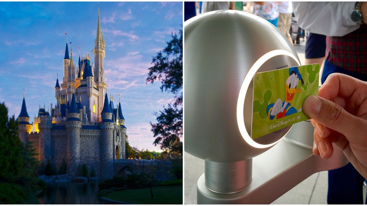 Disney World Orlando New Florida Resident Discount Offers Cheap Two-Day Ticket Options