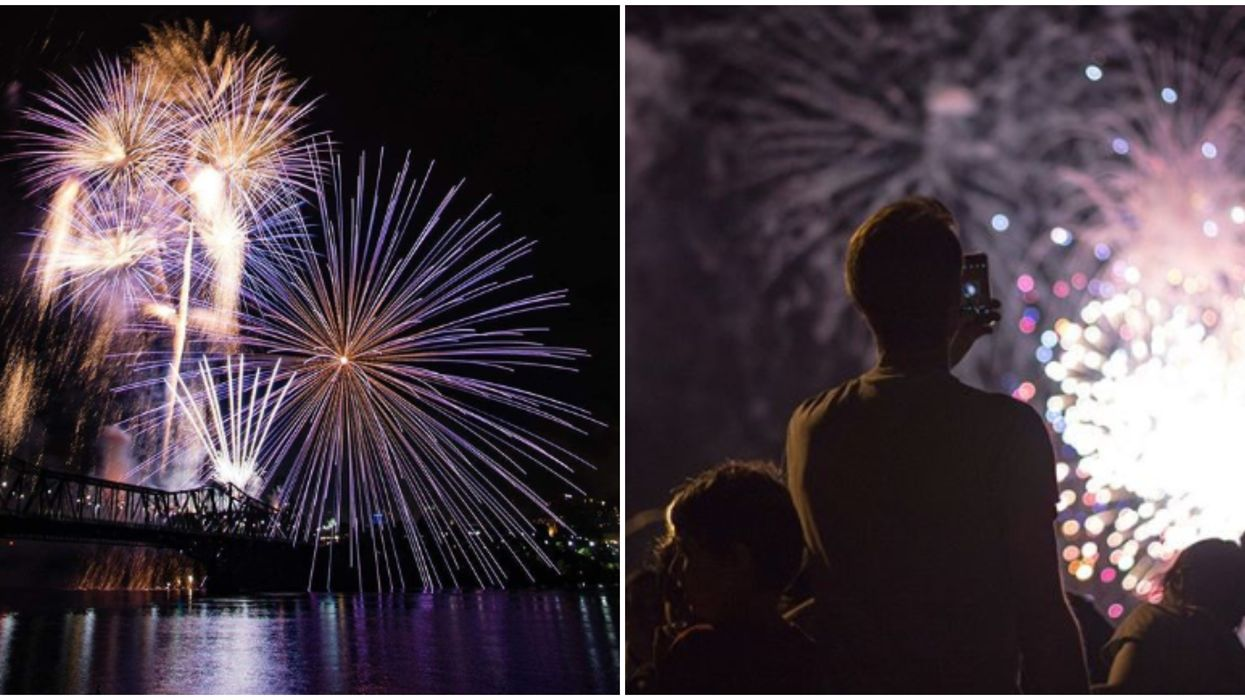 Illumination : Gatineau aura le plus grand spectacle de feux d'artifice en août