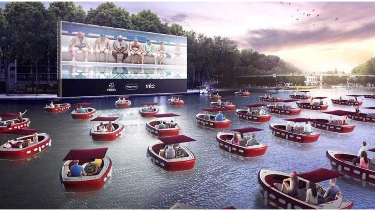 Floating Movie Theatre In Los Angeles Is Coming This Summer