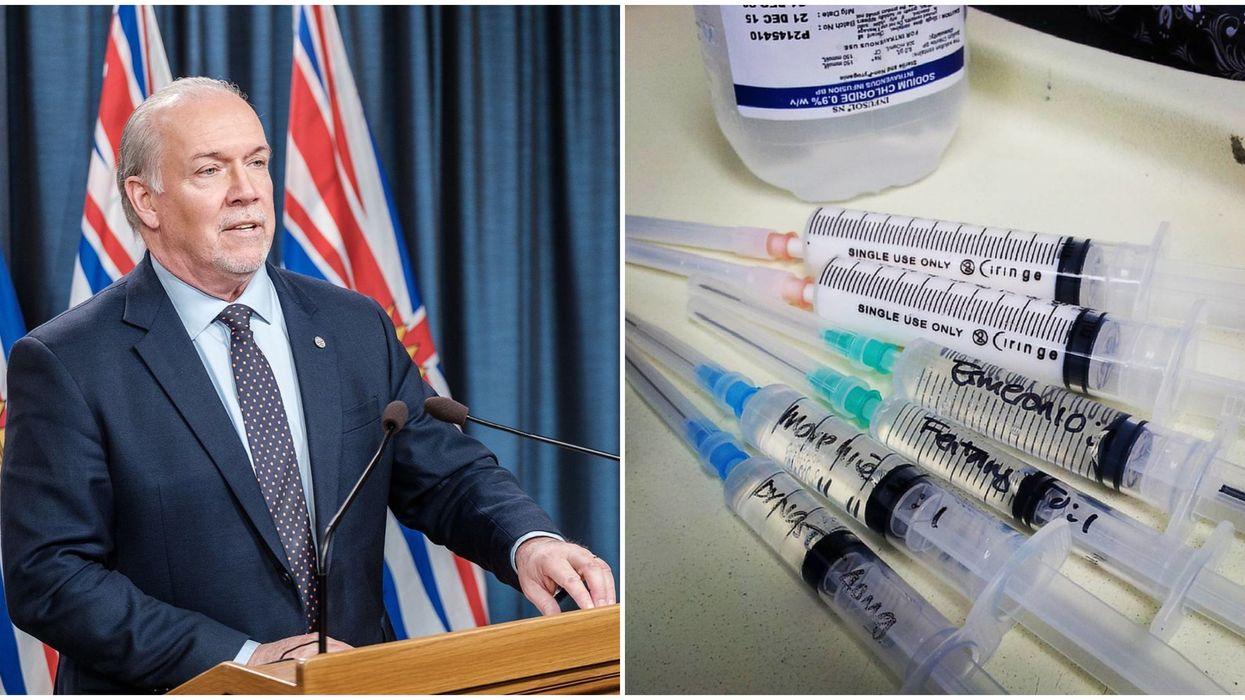 Drug Decriminalization In Canada: BC Begs Trudeau For Help During Overdose Crisis