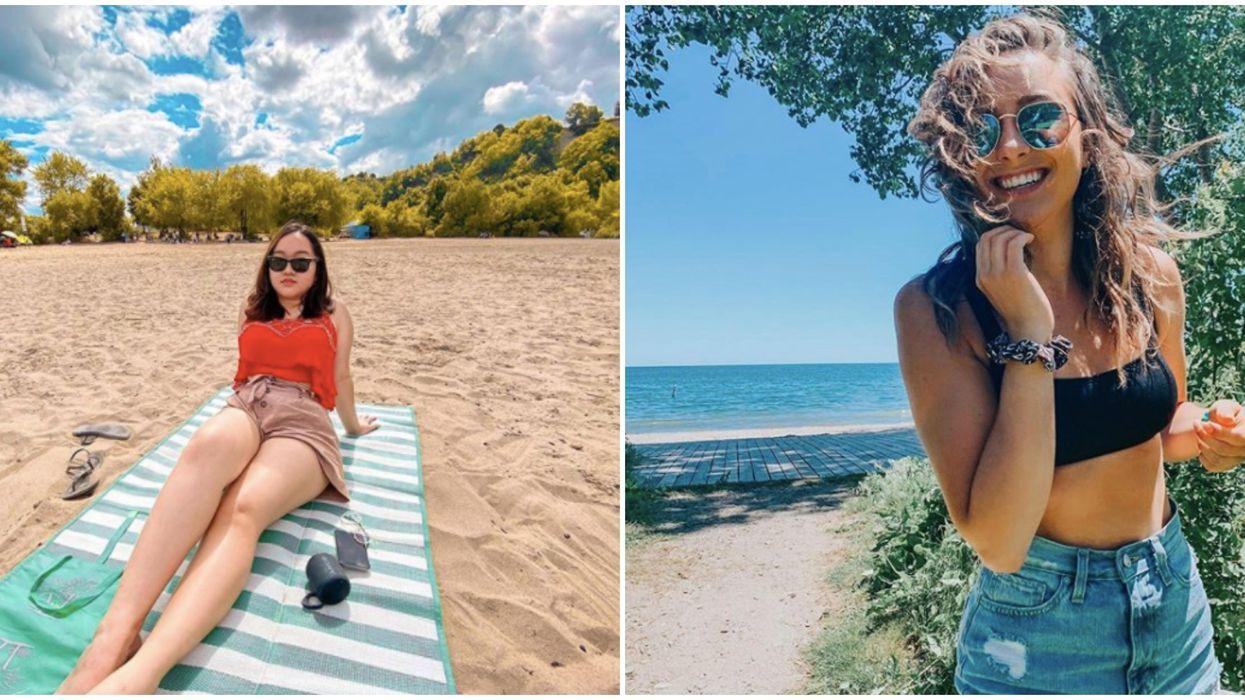 Secret Beaches In Toronto That Are Perfect For Quarantine Picnics