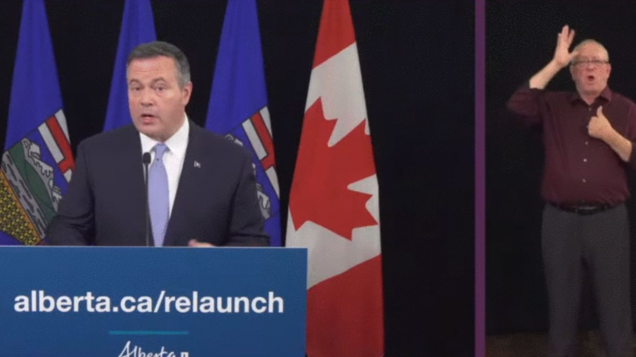 COVID-19: Jason Kenney Told People To 'Knock It Off' As New Cases Skyrocket