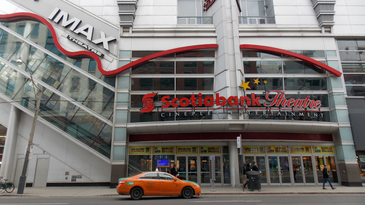 Cineplex Is Reportedly Begging Ontario To Let More Than 50 People Into Theatres