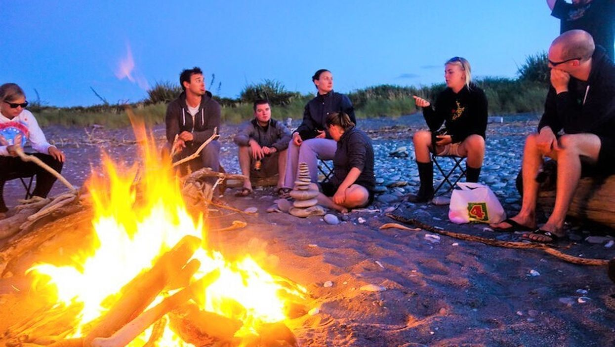 Bonfires And Parties On Toronto Beaches Are Still Causing Problems For The City