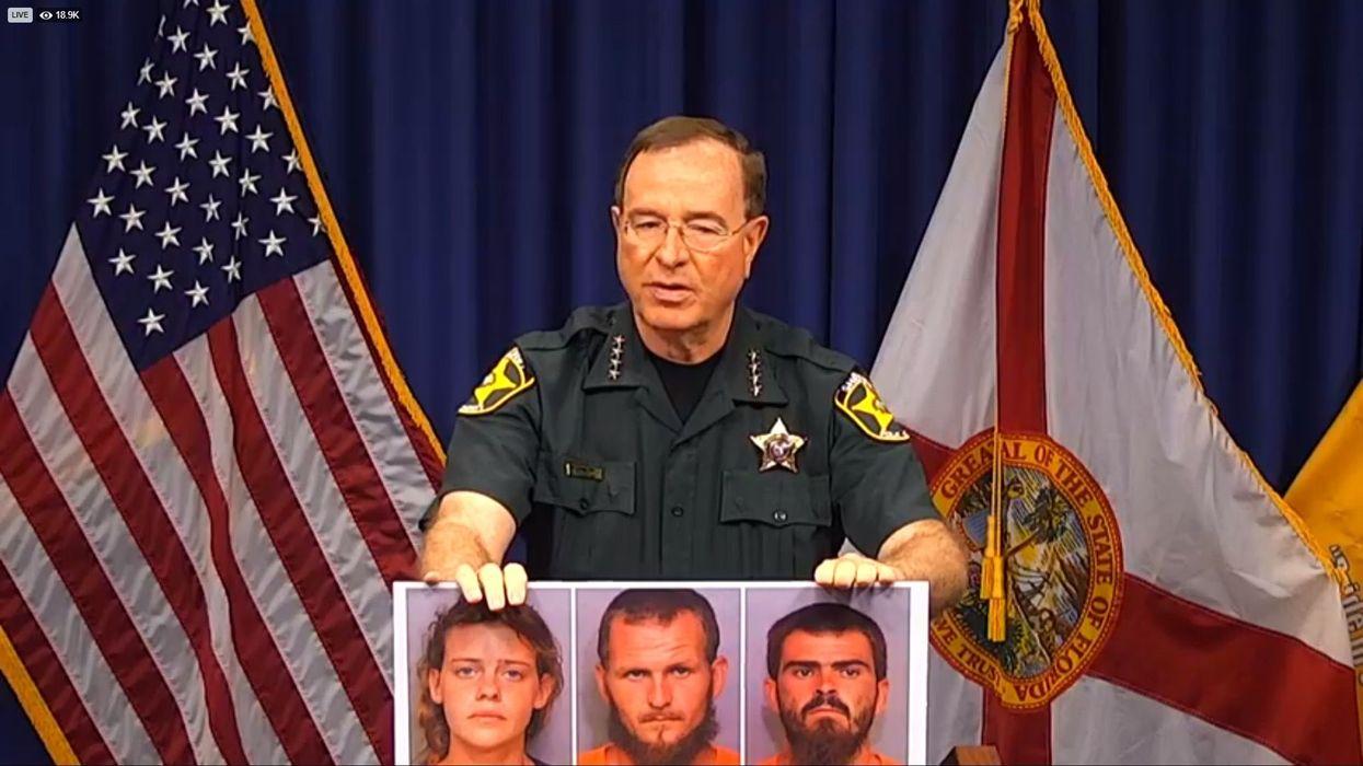 Triple Homicide Murder Arrests Made In Polk County