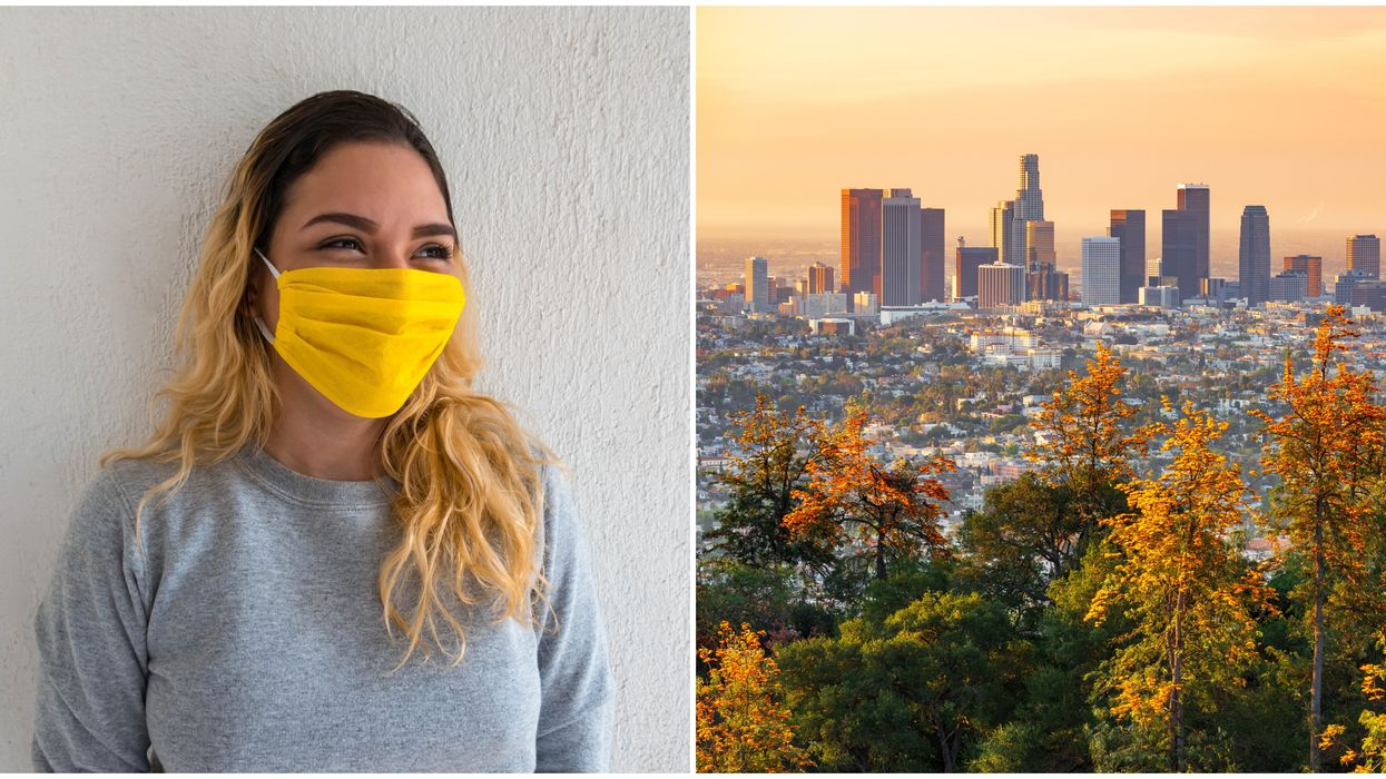 Face Mask Fines In California Are $100 In These Cities
