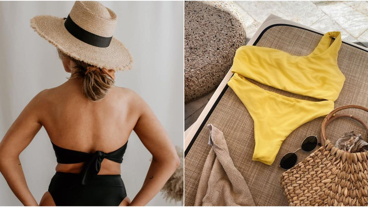 6 compagnies québécoises peu connues où te procurer un maillot de bain unique