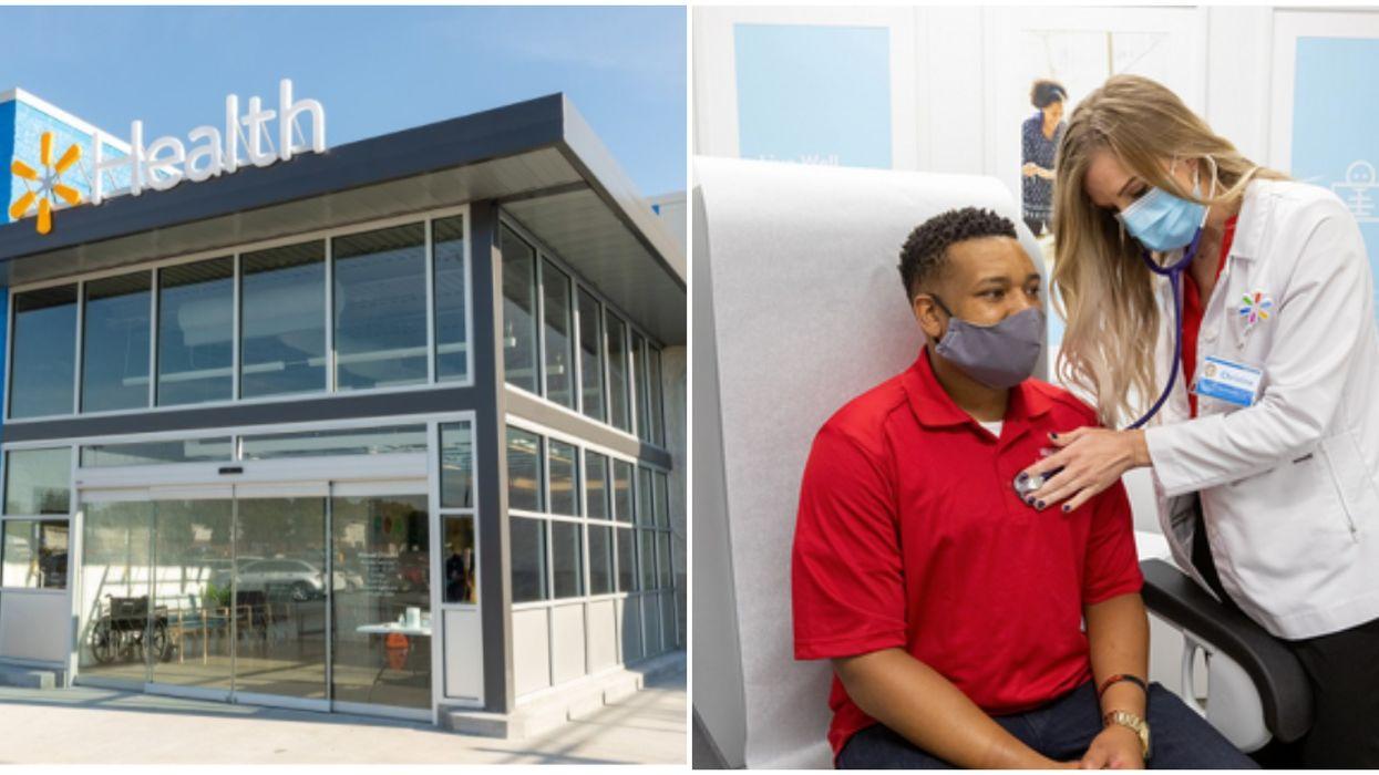 Walmart Health 'Supercenter' In Jacksonville Will Open Next Year