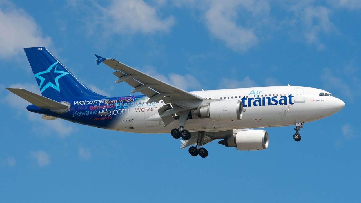Air Transat Flights Are Taking Off Once Again From 3 Canadian Cities