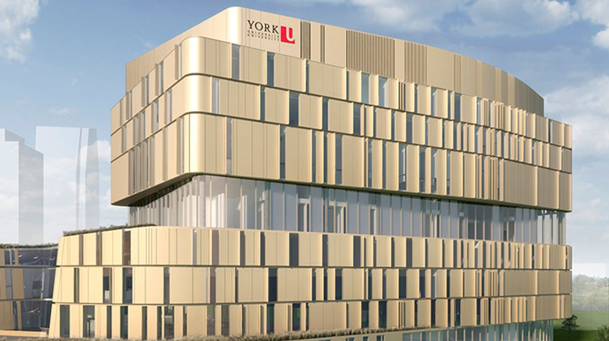 York University In Markham Is Being Built Right Now & It's Going To Be Huge
