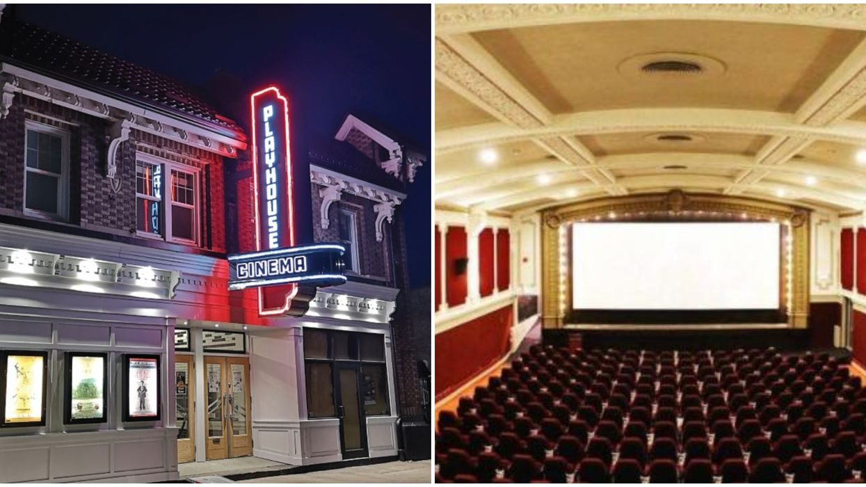 You Can Rent An Entire Theatre In Ontario For Private Movie Nights With Friends