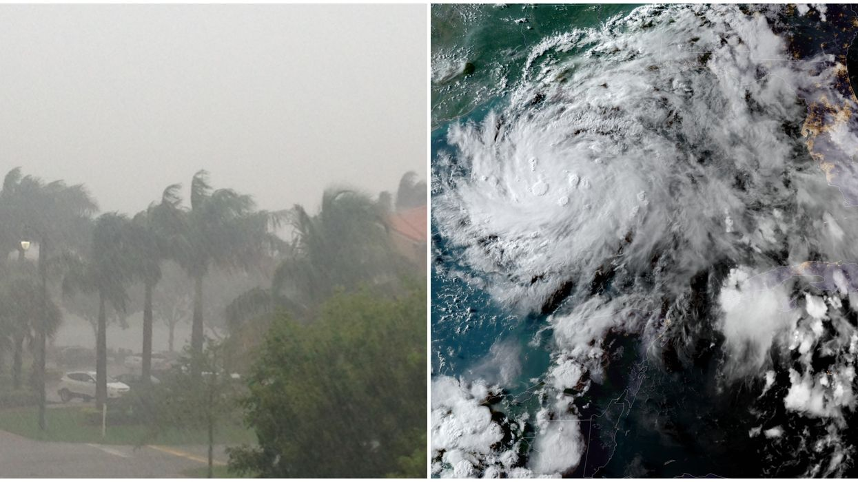 Hurricane Season In Florida Is Heating Up Fast As 2 Named Storms Get Too Close For Comfort