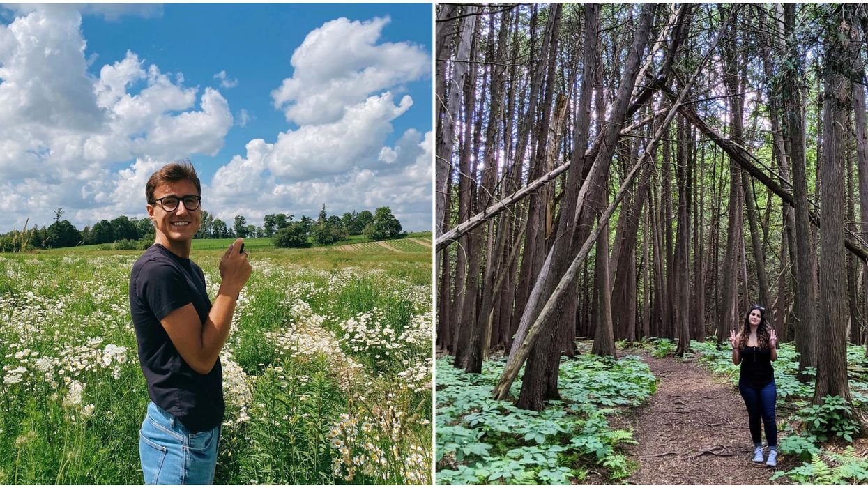 Ontario Hiking Trails Offer So Many Options In Canada's Hiking Capital Near Toronto