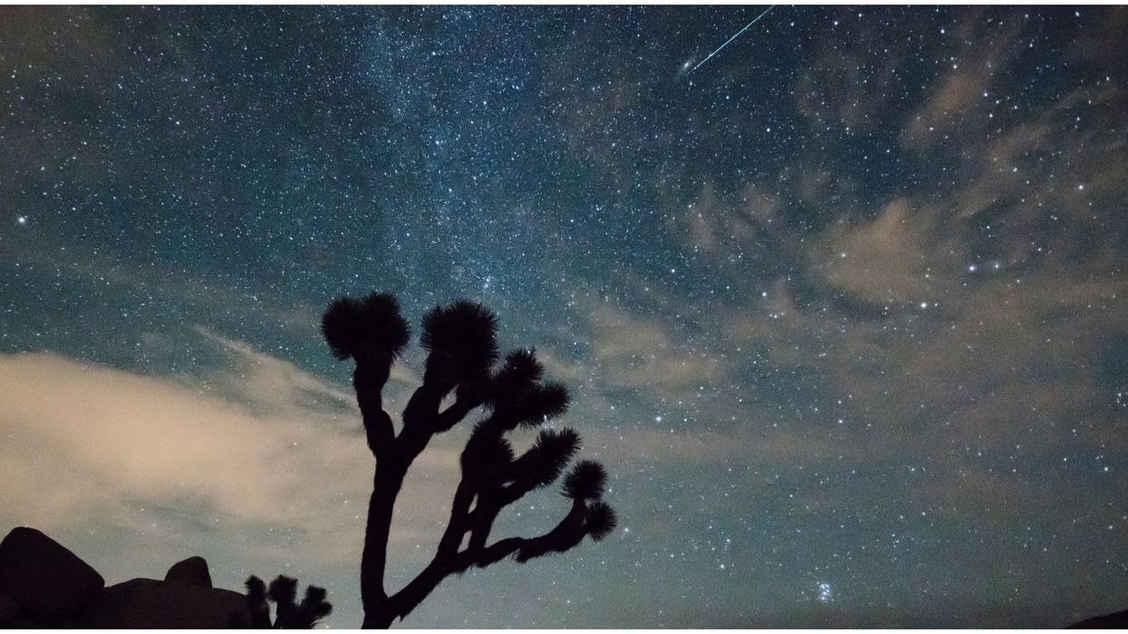 Delta Aquarids Will Streak Across The Sky Next Week & You Can Watch From Arizona