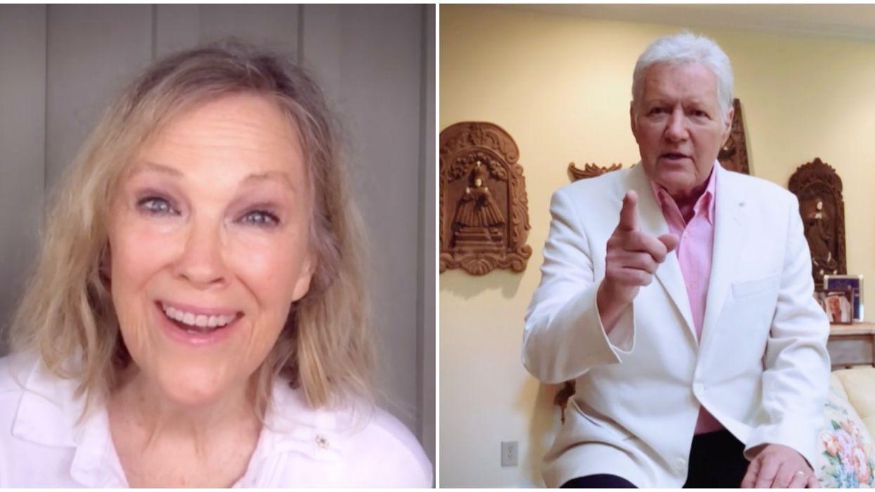 Last Week Tonight Conspiracy PSAs Feature 2 Canadian Stars (VIDEO)