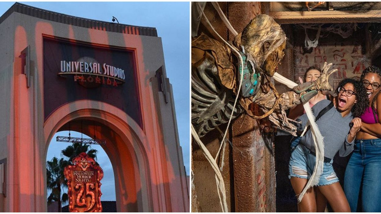 Universal's Halloween Horror Nights In Orlando Is Canceled For The First Time In 30 Years