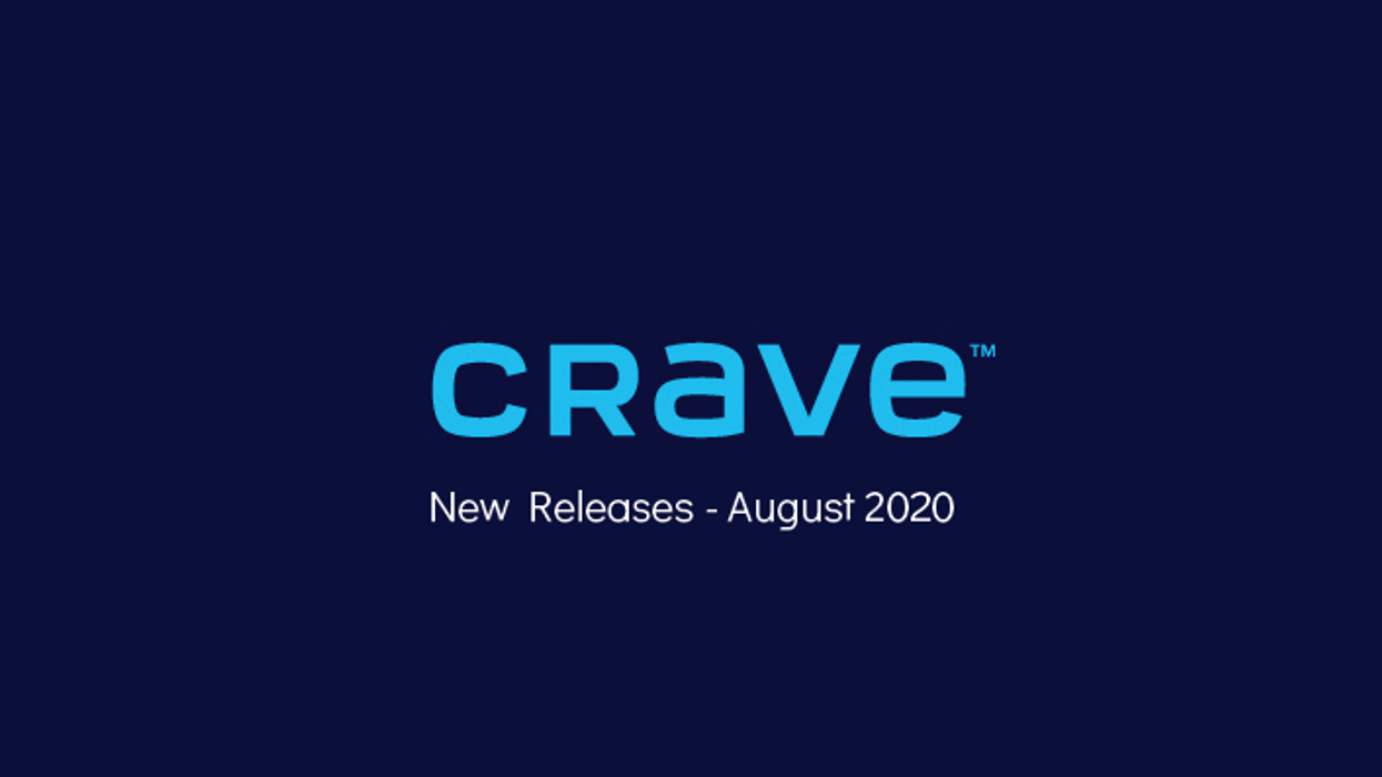 Crave August 2020 New Releases