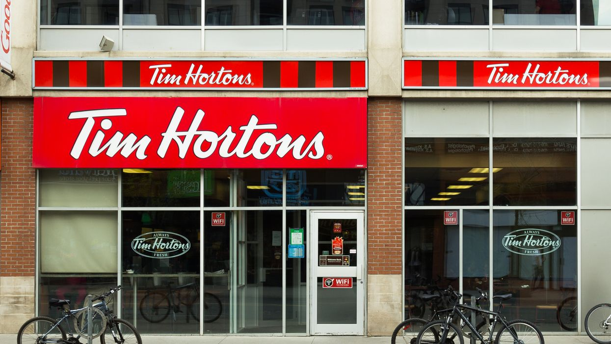 Tim Hortons' Free Timbits Will Be Delivered Through DoorDash When You Order Online