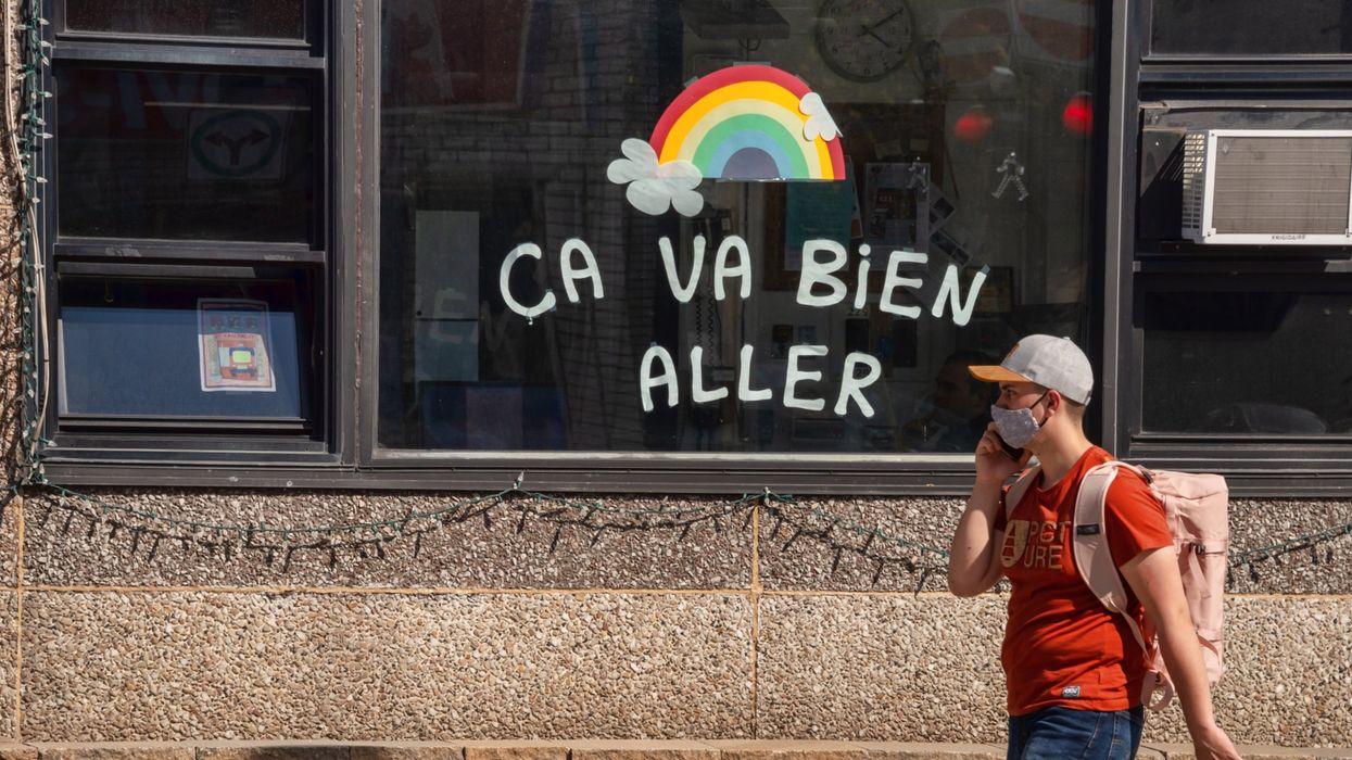 COVID-19 : Manifestation contre le port du masque ce samedi ce 25 juillet à Montréal