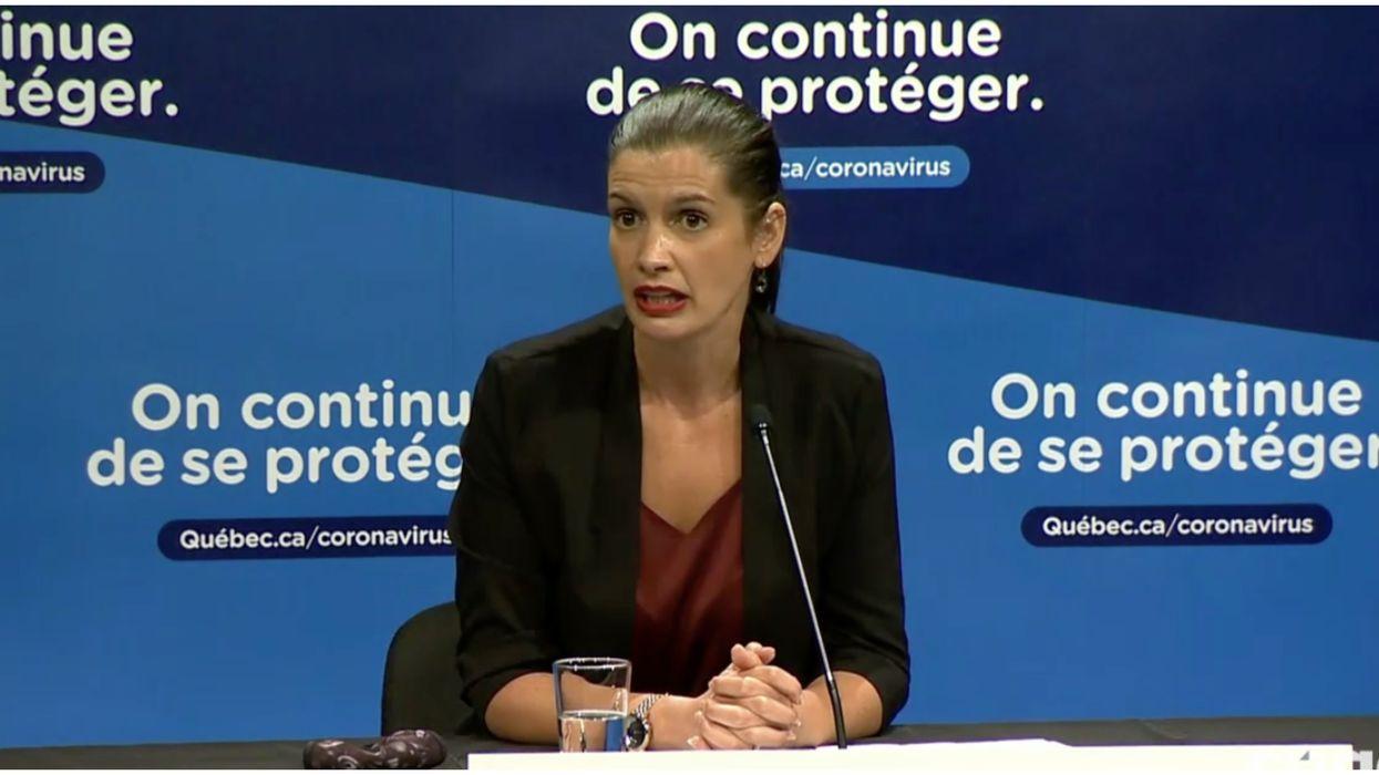Augmentation de cas de COVID-19 chez les 15-34 ans : Québec lance un appel