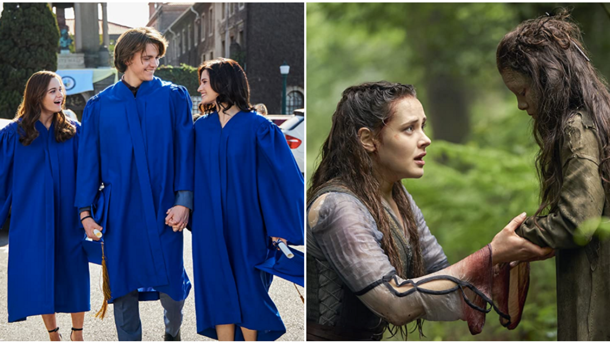 6 Brand New Shows & Movies On Netflix That Audiences Are Totally Loving