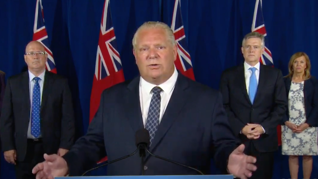 Brampton Parties Were 'Ridiculous' And Run By 'A Bunch of Yahoos' Says Ford