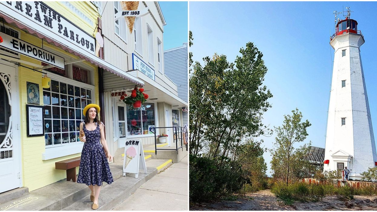 An Ontario Small Town Is So Gorgeous It Looks Like The Set Of A Dreamy Rom-Com