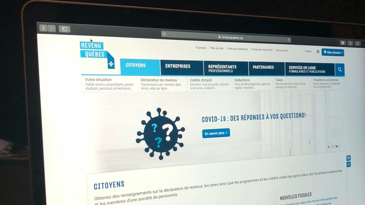 Paiements des impôts : Québec et Ottawa donnent un mois supplémentaire de sursis