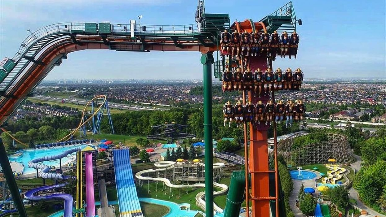 Canada's Wonderland's Reopening Rules Include Not Opening Some Rides