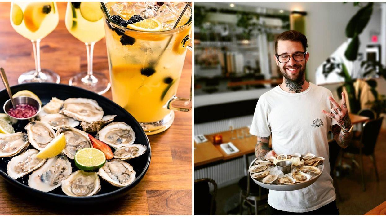 Huîtres à 1 $ : 7 restaurants à Montréal où te régaler