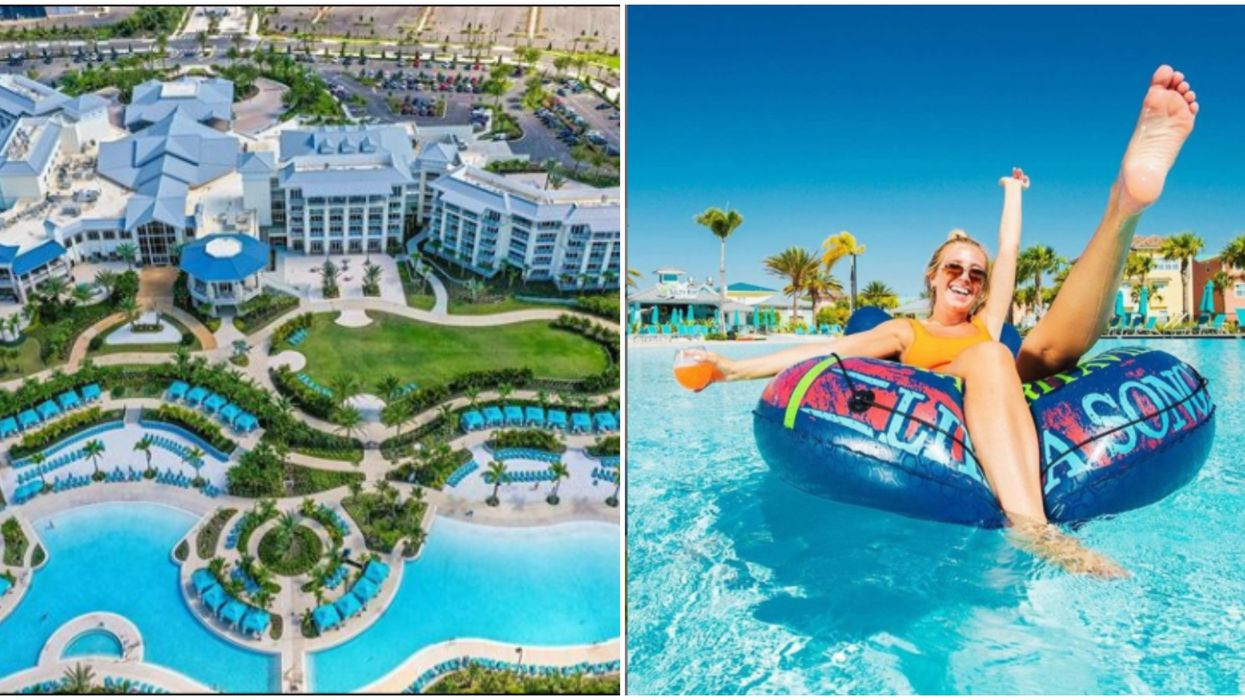 Margaritaville Resort Orlando Deal Will Have You On A Tropical Vacation This Summer