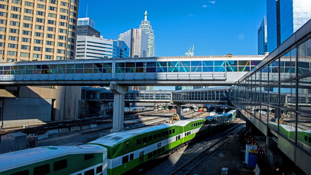 Niagara Falls To Toronto Go Train Service Resumes Starting August 1