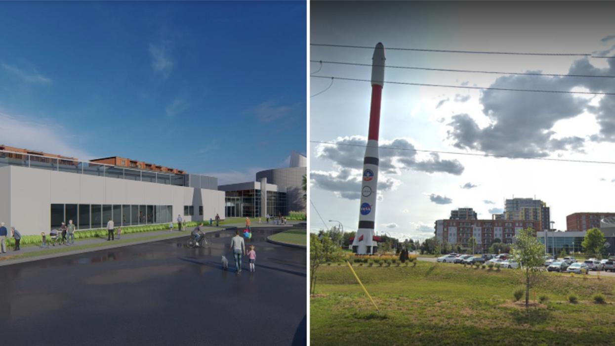 Voici le projet de 13,9 M$ qui débarque à côté du Cosmodôme de Laval