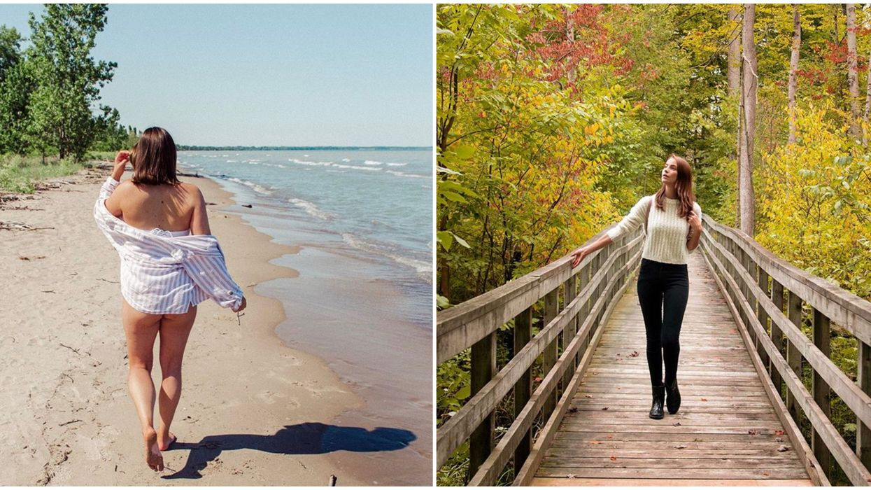 You Can Wander Along 11 km Of White Sandy Beaches At This Gorgeous Ontario Park