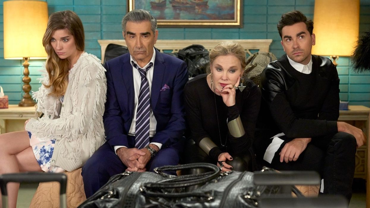 Twitter Canada Is Stanning Hard For Schitt's Creek After Its Emmy Nominations