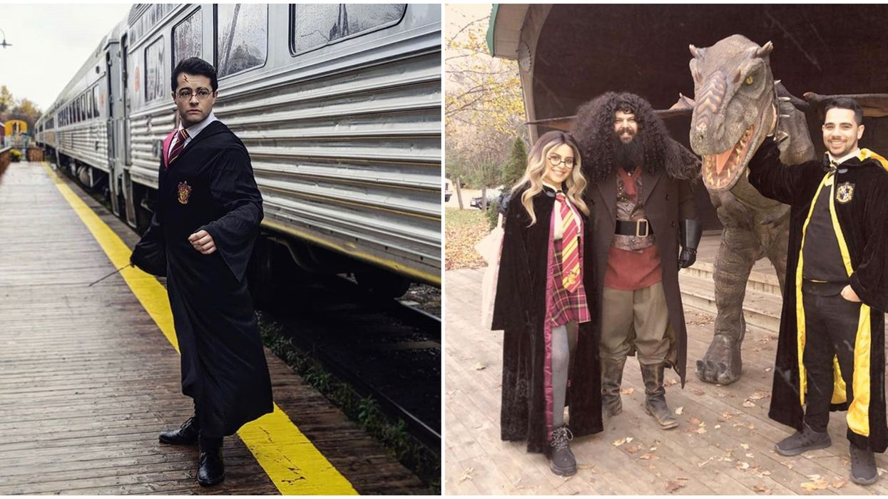 Toronto's Wizards Festival Will Transport You To A Magical World This Fall