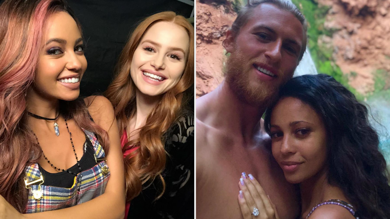 She's got her back! It seems Riverdaleco-stars Madelaine Petsch and Vanessa Morgan are BFFs both on and off-screen as the face behind Cheryl Blossom recently defended her friend against an internet troll. Her comment comes after news that the Canadian actress is going through both a pregnancy and divorce.