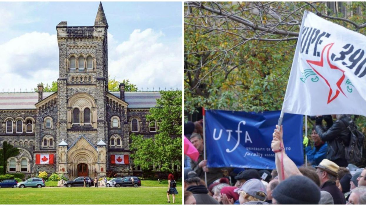 A Petition To The University of Toronto From Staff Argues In-Person Classes Are Not Safe