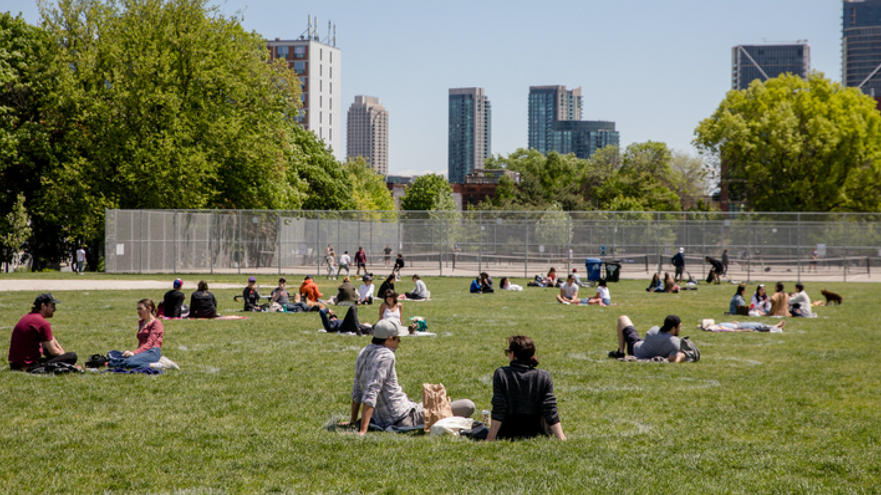 Toronto's Allowing More People At Outdoor Parties But Your Bubble Will Stay The Same