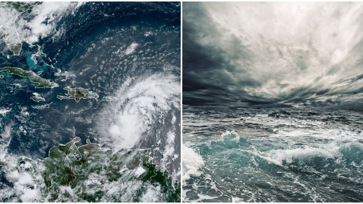 Tropical Cyclone Nine Storm Isaias To Hit Florida With Tons Of Rain And Wind