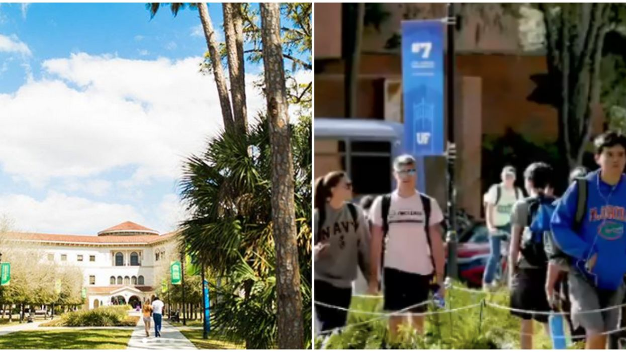Florida Universities COVID-19 Cases In Top 10 For The Country