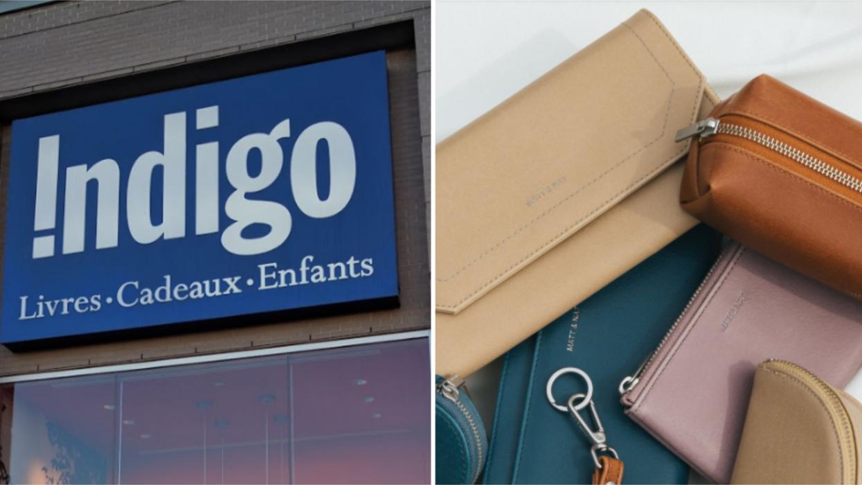 Indigo fait une vente allant jusqu'à 50 % de rabais et ça inclut le Matt & Nat