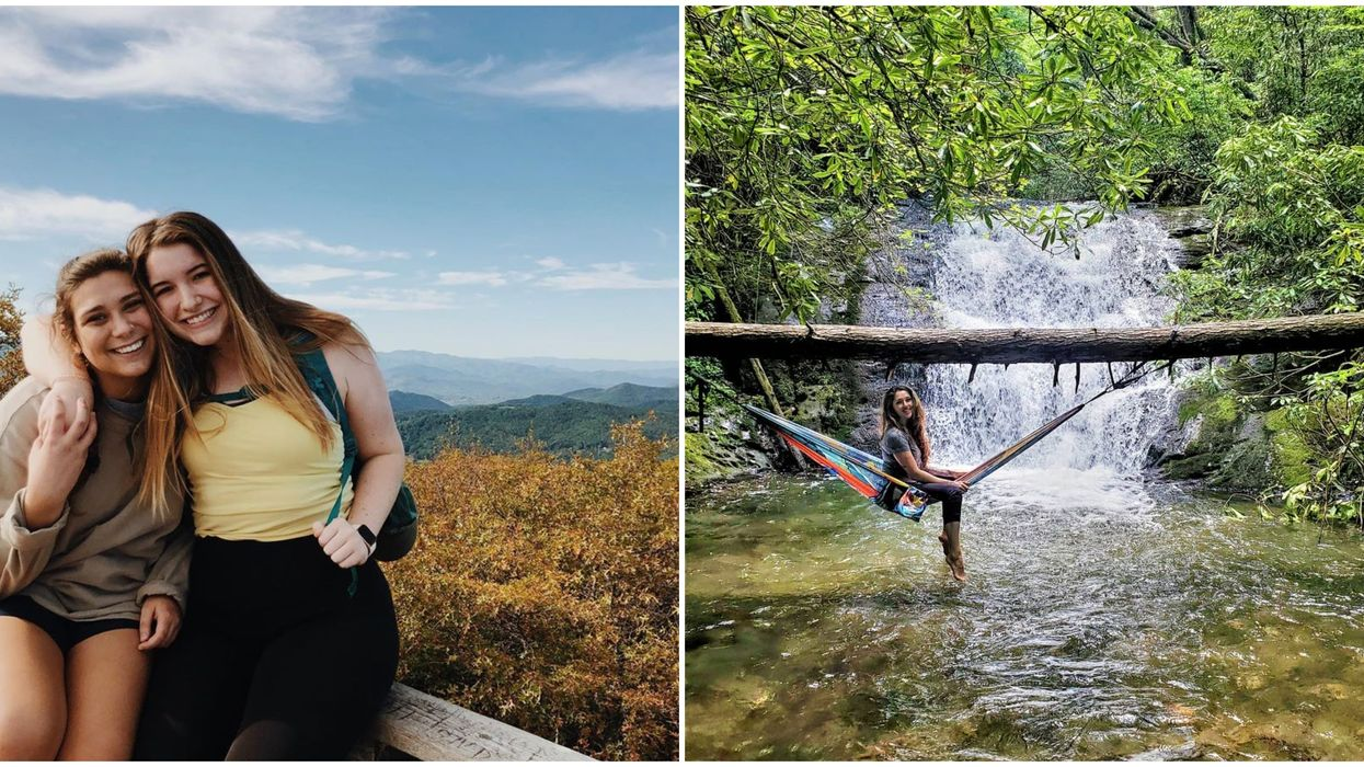 Free Hikes In Georgia With Amazing Scenic Views When You Need To Escape The City
