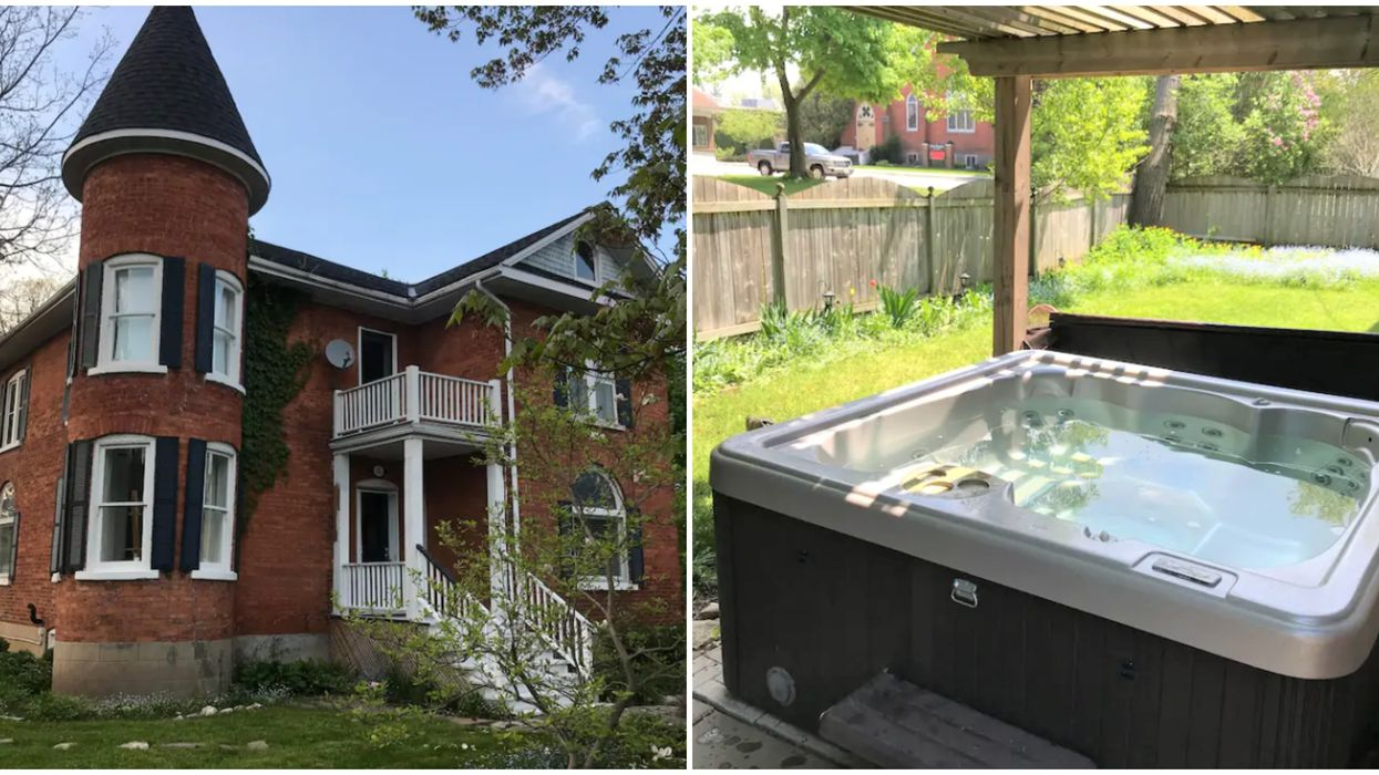 Ontario Airbnbs That Sleep 10 People So The Whole Squad Can Escape The City