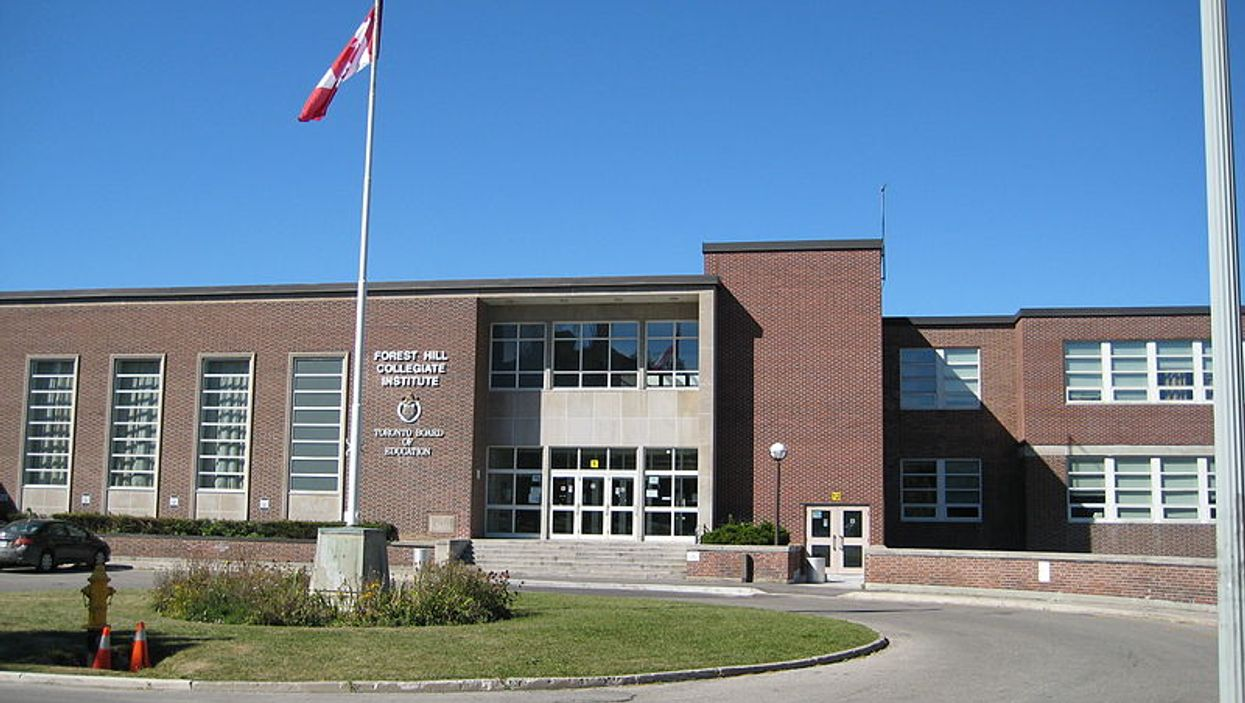 Toronto High School Students Will Go To Class Part-Time In Groups Of 15