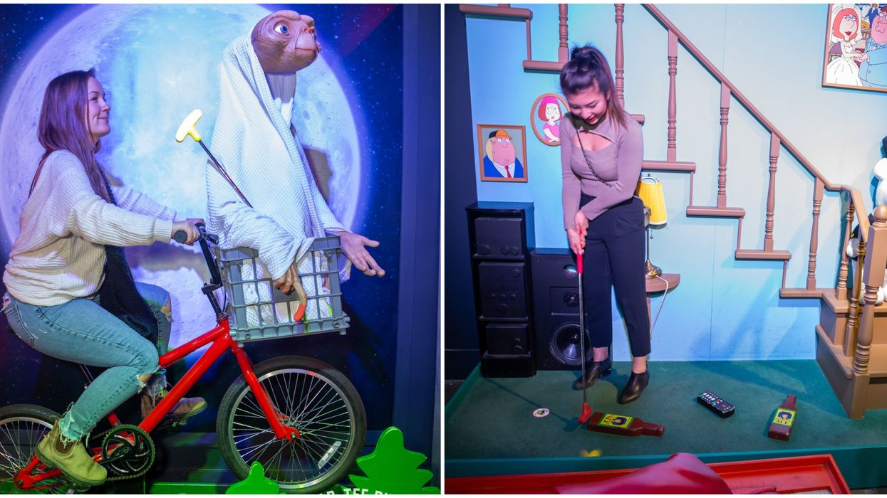 Toronto's Nostalgic Mini-Putt Is Reopening This Weekend & It Will Bring You Back In Time