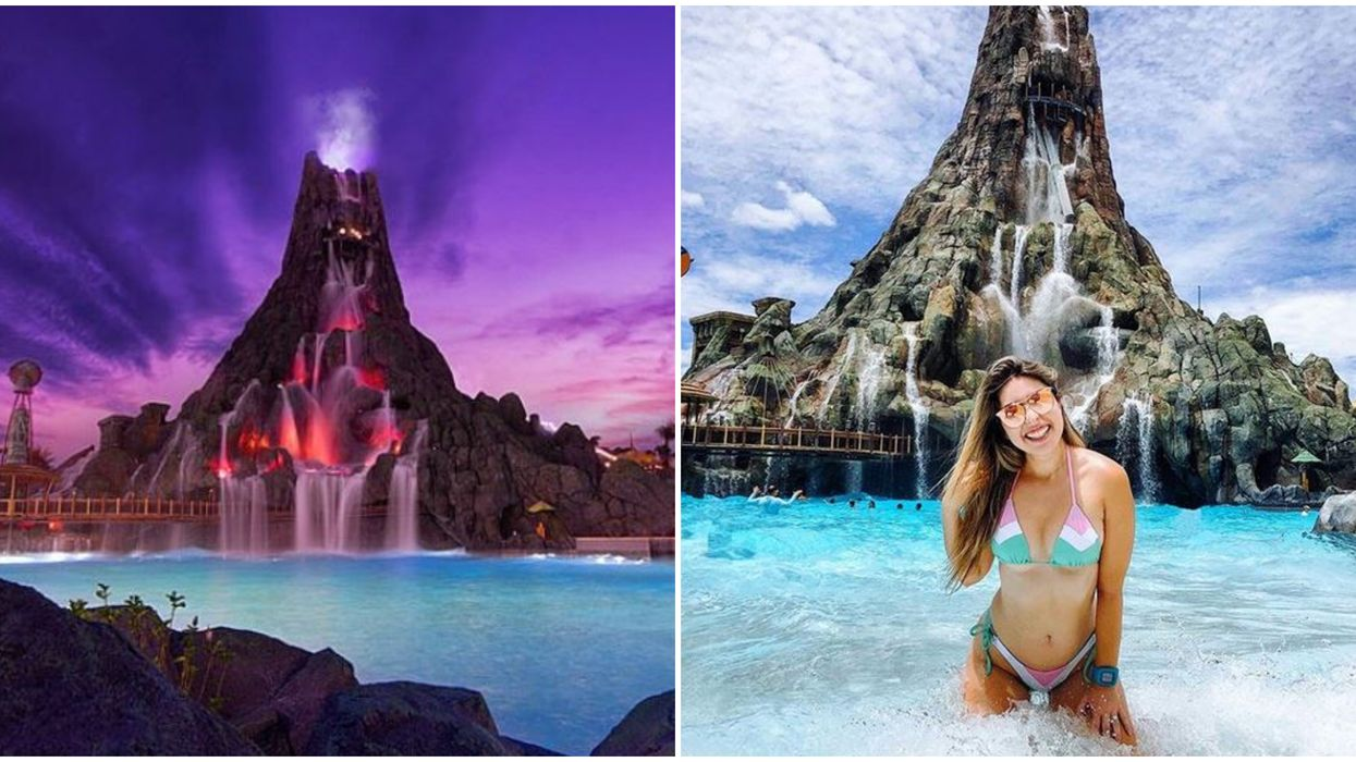 Universal Orlando Volcano Bay Is The Ultimate Tropical Island Water Park Getaway