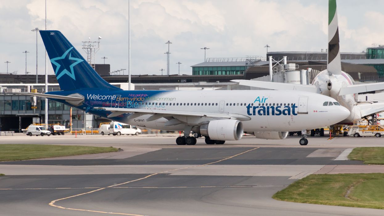 Air Transat Just Cancelled Most Of Its Winter Getaway Flights From Alberta & BC
